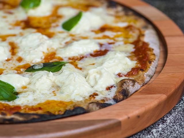 Pizza Josefina: novidade leve no Bràz Trattoriaa || Créditos: Divulgação