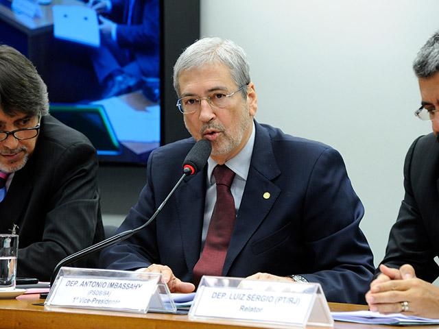 Para deputado Antônio Imbassahy, nada que a presidente diz se sustenta   Luis Macedo / Câmara dos Deputados