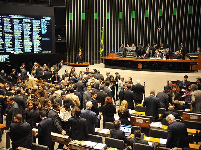 PT perdeu 10 deputados e deixou de ser maior bancada; 38 mudaram de partido||Fabio Rodrigues Pozzebom/Agência Brasil