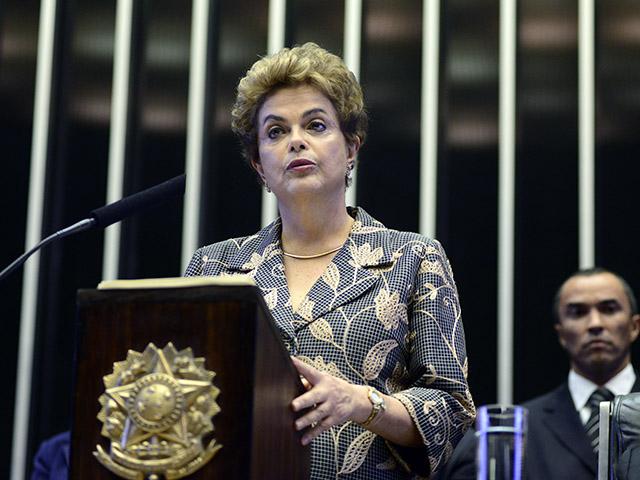 Presidente discutiu com ministros, no final de semana, se deveria ir pessoalmente ao Congresso   Gustavo Lima/ Câmara dos Deputados