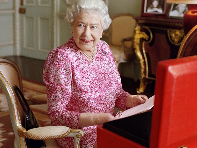 Rainha Elizabeth II: politicamente neutra?    Créditos: Divulgação