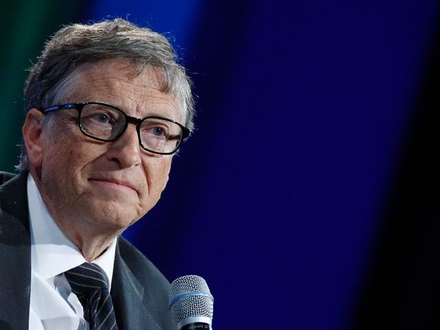 Bill Gates: quer uma rua só pra ele. E vai ter!     Créditos: Getty Images