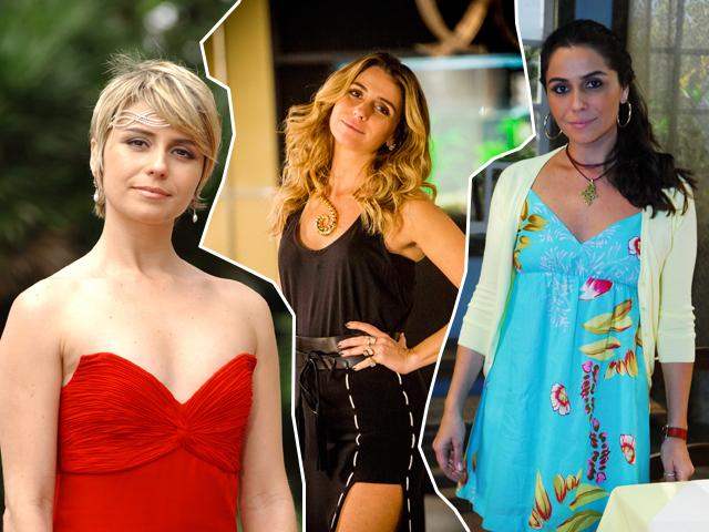 As muitas caras de Giovanna Antonelli nos seus 40 anos      Créditos: TV Globo