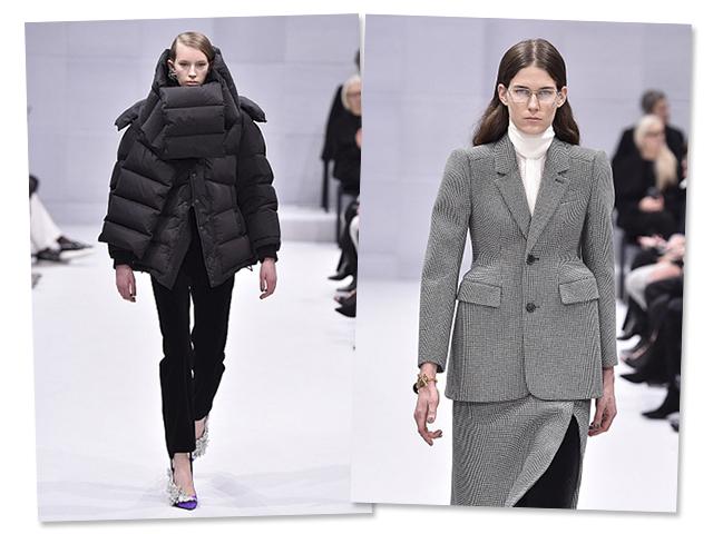 Desfile da Balenciaga na Semana de Moda de Paris || Créditos: Getty Images
