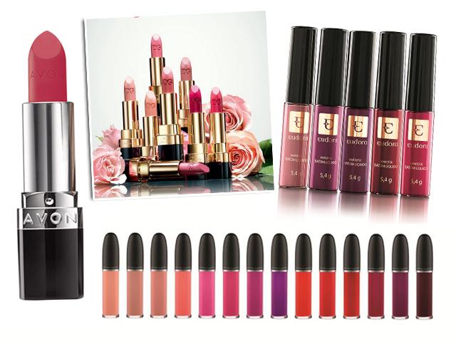 Os lançamentos: Avon, Dolce & Gabbana, Eudora e M.A.C