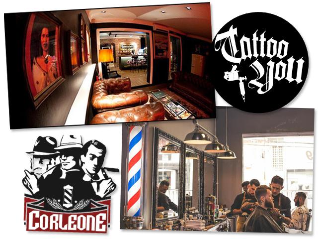 Os dois estúdios pioneiros em tatuagem e barbearia na cidade de São Paulo, se unem em um único espaço na Vila Olímpia ||  Créditos: Divulgação