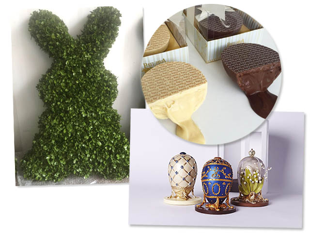 Vic Meirelles, Pati Piva e The King Cake, algumas das marcas que estarão na Easter Pop Up     Créditos: Divulgação