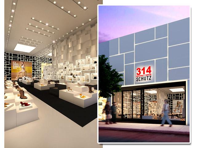 802cf326b Schutz inaugura em Los Angeles segunda loja fora do Brasil – Glamurama