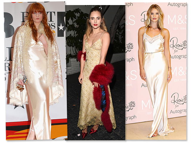 Florence Welch, Suki Waterhouse e Rosie Huntington Whiteley  || Créditos: Getty Images