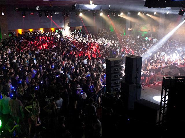 Baile do Dennis que aconteceu em São Paulo, em agosto de 2015 || Créditos: Fernando Torres