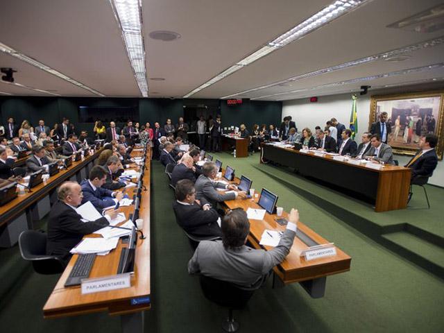 Reunião da comissão especial da Câmara que vai analisar impeachment|| Marcelo Camargo / ABr