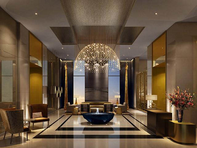 Four Seasons Hotel Dubai International Financial Centre || Créditos: Divulgação