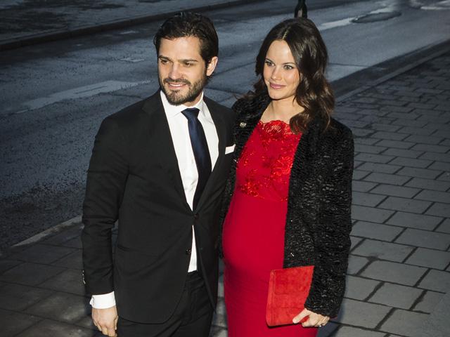 Príncipe Carl Philip e princesa Sofia