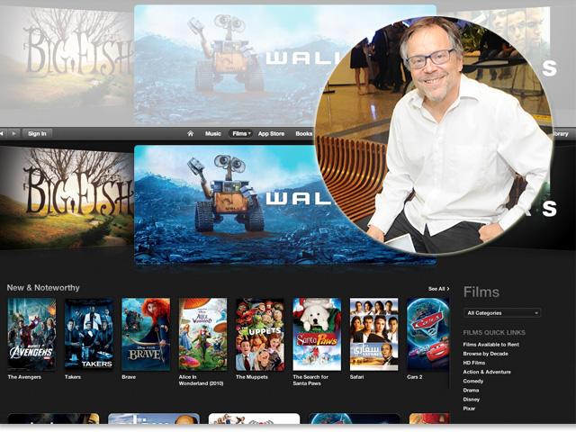Fernando Meirelles será a primeira pessoa no mundo a indicar conteúdo dentro da iTunes Store || Créditos: Reprodução / Bruna Guerra