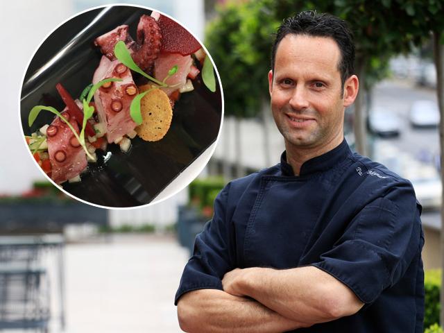 Pascal Meynard, Chef Executivo do Ritz Four Seasons Hotel Lisboa no Festival do Peixe || Créditos: Divulgação