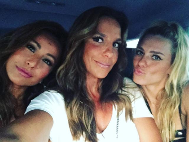 Sabrina Sato, Ivete Sangalo e Carol Dieckmann prontas para curtir Beyoncé em Miami      Créditos: Reprodução