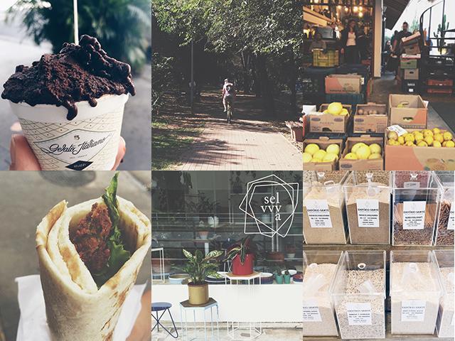 Aqui, ali e em qualquer lugar. O instagram @VaiLaSP traz dicas valiosas para aproveitar São Paulo || Créditos: Reprodução Instagram