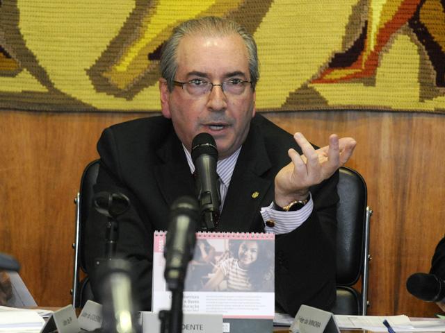 Aliados de Cunha preparam ações para dificultar cassação   Luis Macedo/Câmara dos Deputados