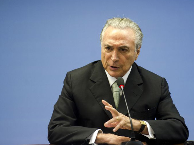 O vice-presidente, Michel Temer, foi deputado federal por seis mandatos|| Marcelo Camargo/Agência Brasil