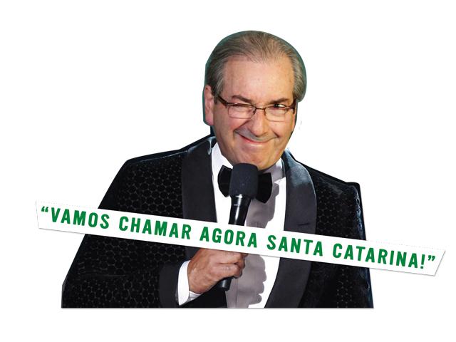 Eduardo Cunha     Créditos: Bruna Bertolacini/Revista PODER
