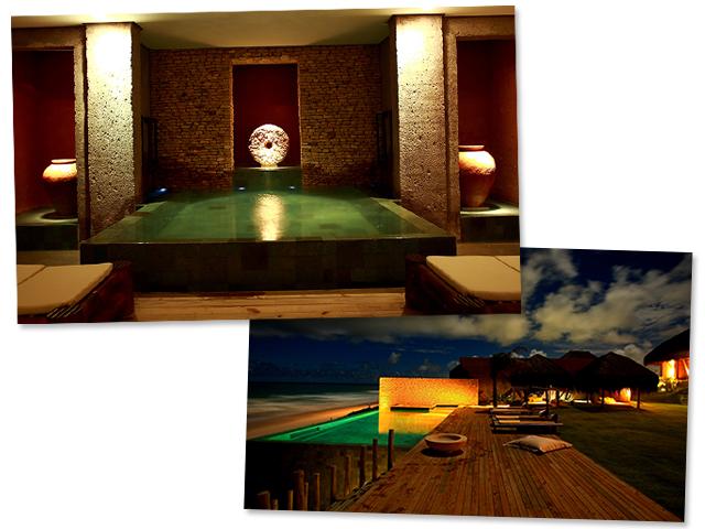 Spa do Kenoa Exclusive Beach Spa & Resorts || Créditos: Divulgação