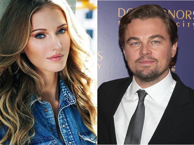 Ela Kawalec, a nova eleita de DiCaprio?      Créditos: reprodução Instagram / Getty Images