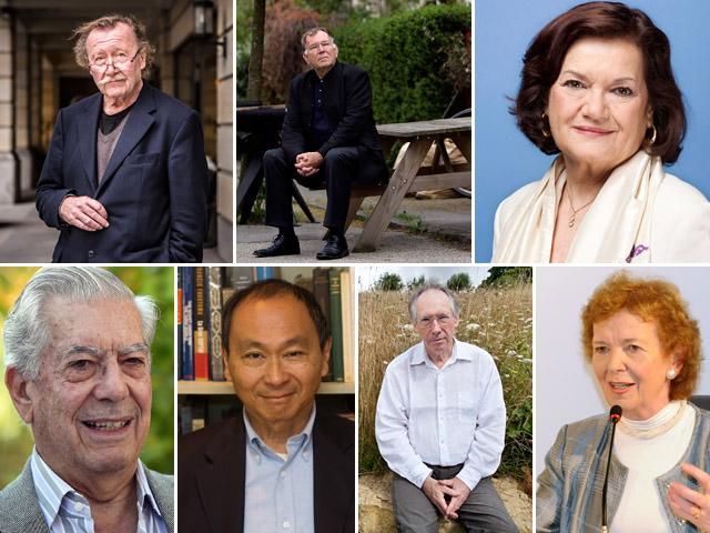 ario Vargas Llosa, Mary Robinson, Francis Fukuyama, Valter Hugo Mãe, Elisabeth Roudinesco, Peter Sloterdijk, Ian McEwan e Jan Gehl aterrissam em São Paulo || Créditos: Divulgação