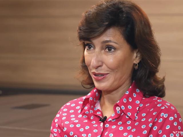 Maria Silvia Bastos Marques, a nova presidente do BNDES || Créditos: Reprodução YouTube