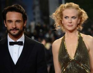 Rodrigo Santoro e Nicole Kidman roubam a cena em Cannes