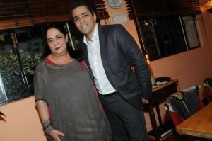 Celio Ashcar Junior comemorou seu aniversário nessa segunda