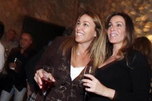 Carlito Gini celebrou seu aniversário com os amigos no Serafina