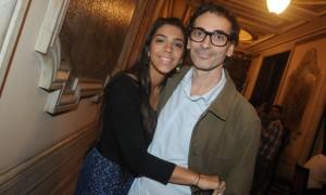 Benedita Casé escolhe a obra favorita do pai, Luiz Zerbini, em expô no Rio