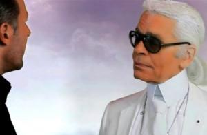 "Karl Lagerfeld decreta: ""Pippa Middleton deveria aparecer só de costas"""