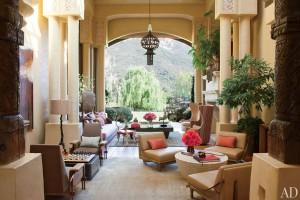 Entre para conhecer a casa de Will Smith e família em Malibu