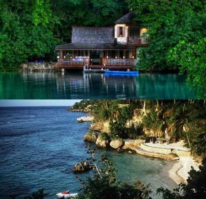 Hotel Goldeneye, na Jamaica, serviu de inspiração para criação de James Bond