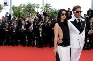 Ex-namorado de Bianca Brandolini, Lapo Elkann leva namorada para Cannes