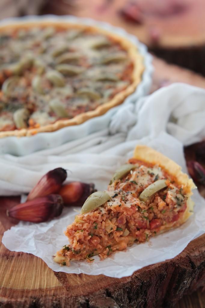 Aprenda a fazer a deliciosa torta de pinh o do spa lapinha for Voltan spa
