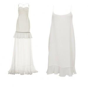 Confira a primeira coleção de vestidos de noiva da Topshop