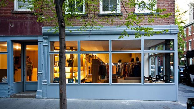 Marca francesa A.P.C. inaugura terceira loja em Nova York