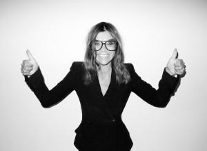 Carine Roitfeld vai comandar desfile beneficente em Cannes!