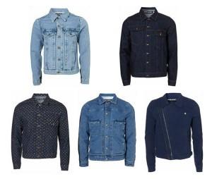 PODER veste: Topman lança coleção de jaquetas jeans repaginadas