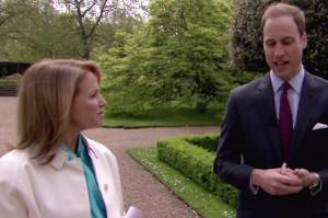 Príncipe William diz em entrevista que está animado para ter filhos