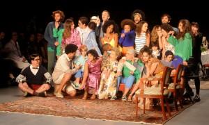 Desfile da Reserva encerra o Fashion Rio em clima de emoção