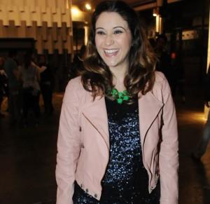 Maria Rita confirma gravidez na SPFW