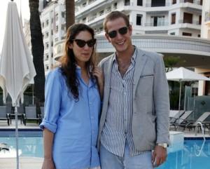 Andrea Casiraghi e Tatiana Santo Domingo estão namorando de novo
