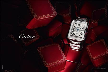 6924e57708a Dryzun lança relógio em parceria com a Cartier