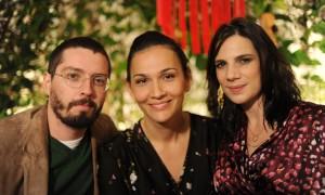 Nina Becker e Marcelo Callado fizeram show de Dia dos Namorados em SP