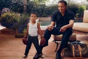 Louis Vuitton convoca Muhammad Ali, mas o neto C.J. rouba a cena