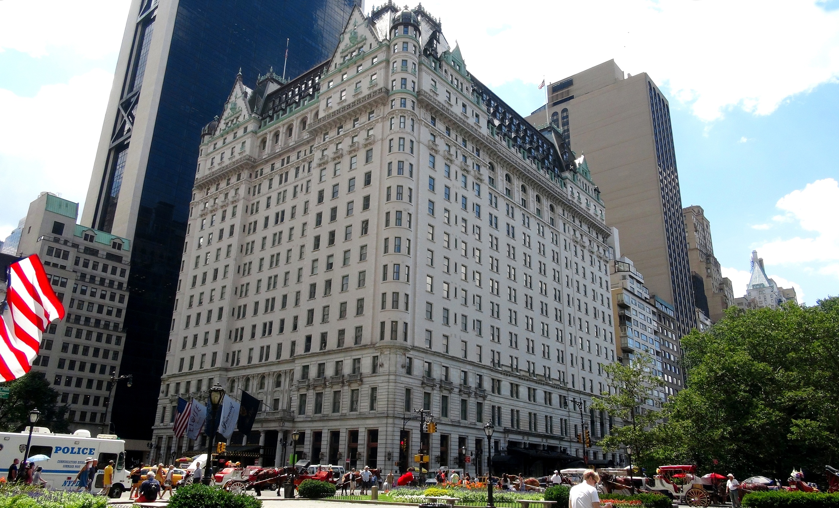 O lendário hotel The Plaza, de Nova York, deverá mudar de dono em breve