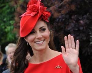 Kate Middleton foi protagonista de sua primeira gafe fashion
